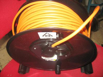 מדהים גלגלת כבל מאריך, תוף כבל מאריך - חומרי חשמל | Eli Tools SP-38